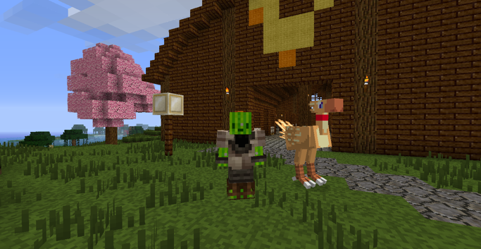 pic riding Chococraft Screenshots